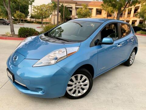 2014 Nissan LEAF for sale at Destination Motors in Temecula CA