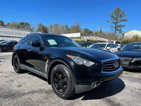 2012 Infiniti FX35 for sale at Car Online in Roswell GA