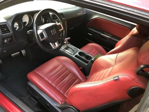 2012 Dodge Challenger for sale at Top Notch Luxury Motors in Decatur GA