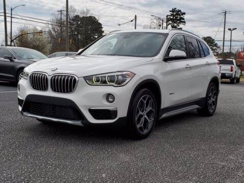 2016 BMW X1 for sale at Gentry & Ware Motor Co. in Opelika AL