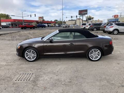2011 Audi A5 for sale at Epic Auto in Idaho Falls ID