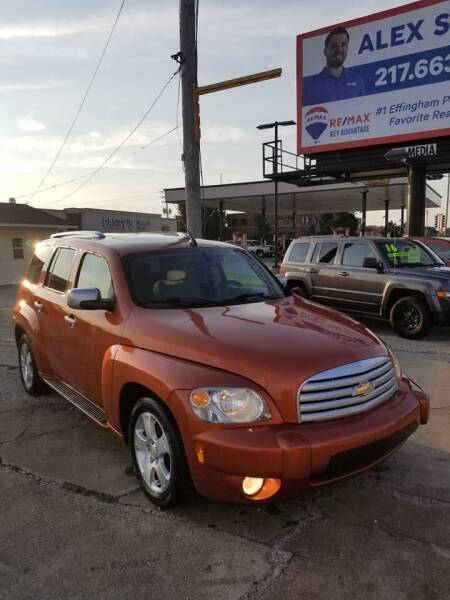 2007 Chevrolet HHR for sale at Adan Auto Credit in Effingham IL
