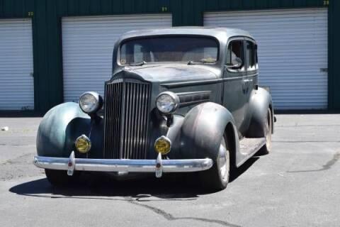 1937 Packard Sedan for sale at Classic Car Deals in Cadillac MI