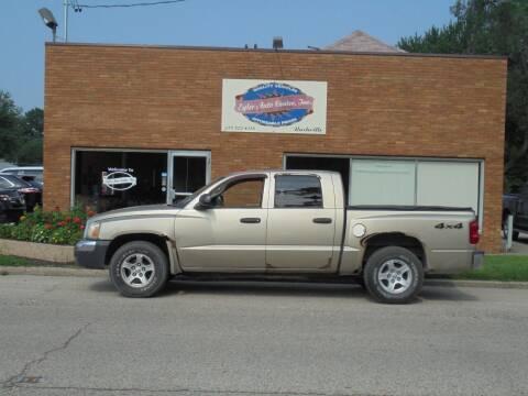 2005 Dodge Dakota for sale at Eyler Auto Center Inc. in Rushville IL