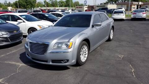 2013 Chrysler 300 for sale at Nonstop Motors in Indianapolis IN