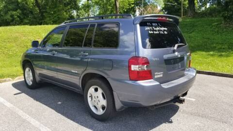 2007 Toyota Highlander for sale at Thompson Auto Sales Inc in Knoxville TN