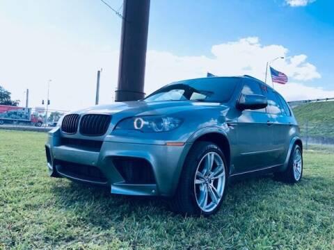2011 BMW X5 M for sale at Venmotors LLC in Hollywood FL