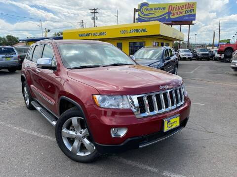 2012 Jeep Grand Cherokee for sale at New Wave Auto Brokers & Sales in Denver CO