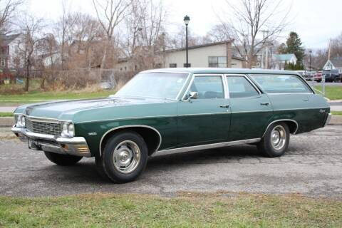 1970 Chevrolet Biscayne for sale at Great Lakes Classic Cars & Detail Shop in Hilton NY