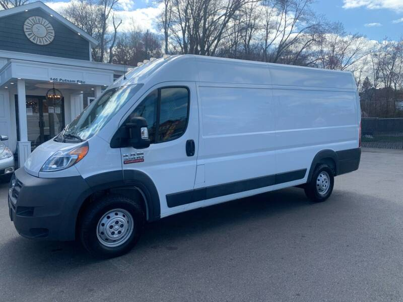 2014 RAM ProMaster Cargo for sale at Ocean State Auto Sales in Johnston RI