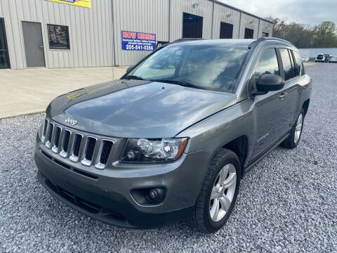 2012 Jeep Compass for sale at Alpha Automotive in Odenville AL