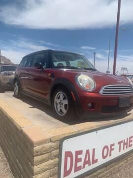 2009 MINI Cooper Clubman for sale at Poor Boyz Auto Sales in Kingman AZ