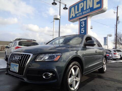 2011 Audi Q5 for sale at Alpine Auto Sales in Salt Lake City UT