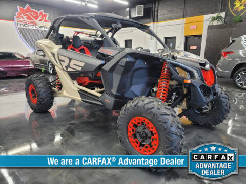 2021 Can-Am MAVERICK XRS TURBO for sale at RoseLux Motors LLC in Schnecksville PA