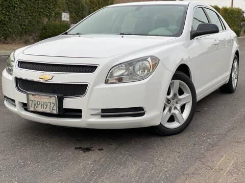 2009 Chevrolet Malibu for sale at Gold Coast Motors in Lemon Grove CA