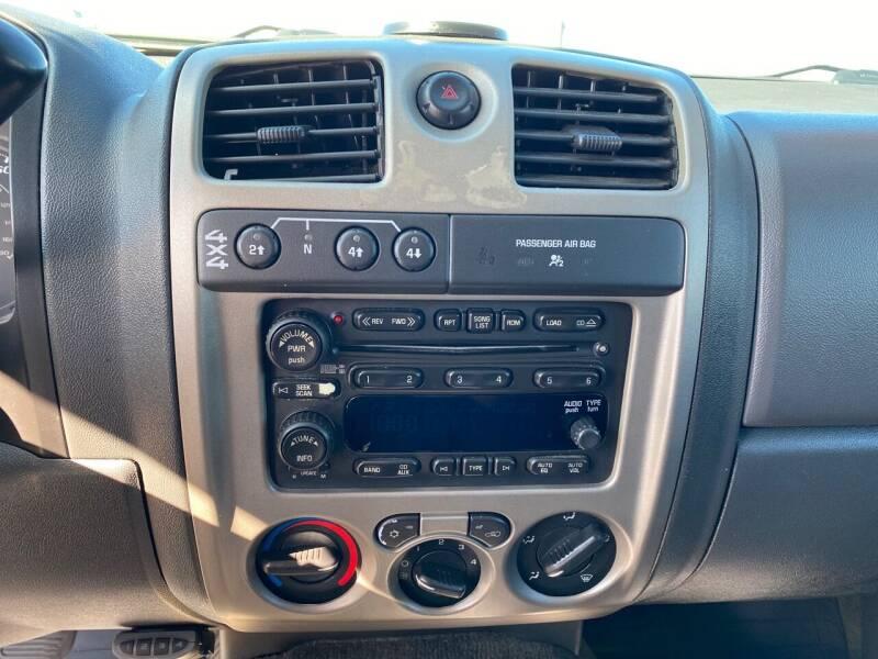 2006 Chevrolet Colorado LT 4dr Crew Cab 4WD SB - Idaho Falls ID