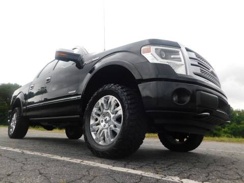 2014 Ford F-150 for sale at Used Cars For Sale in Kernersville NC