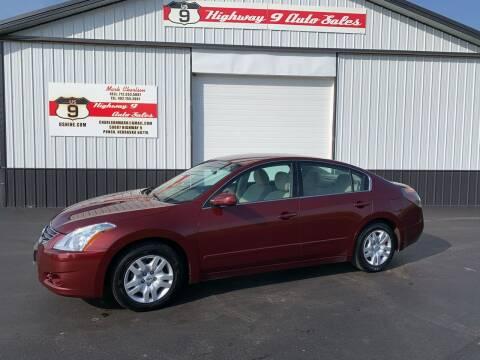 2012 Nissan Altima for sale at Highway 9 Auto Sales - Visit us at usnine.com in Ponca NE