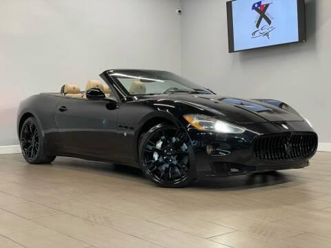 2013 Maserati GranTurismo for sale at TX Auto Group in Houston TX