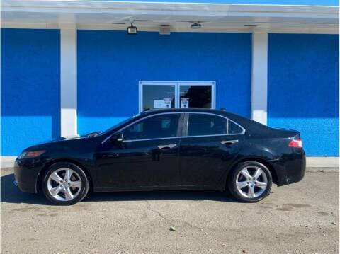 2011 Acura TSX for sale at Khodas Cars in Gilroy CA