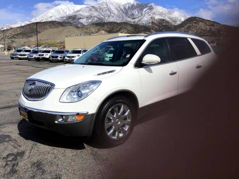 2012 Buick Enclave for sale at Painter's Mitsubishi in Saint George UT