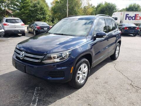 2016 Volkswagen Tiguan for sale at Auto Choice in Belton MO