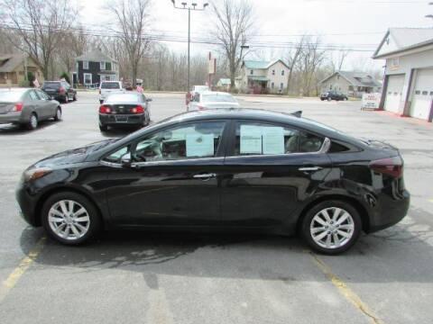 2014 Kia Forte for sale at Eagle Auto Center in Seneca Falls NY