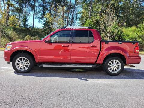 2007 Ford Explorer Sport Trac for sale at ELAN AUTOMOTIVE GROUP in Buford GA