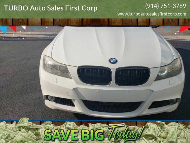 2011 BMW 3 Series for sale at TURBO Auto Sales First Corp in Yonkers NY