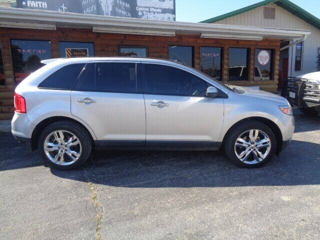 2011 Ford Edge for sale at Rod's Auto Sales in Houston MO