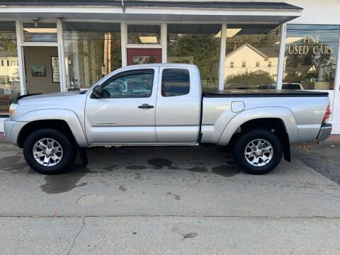 2009 Toyota Tacoma for sale at O'Connell Motors in Framingham MA