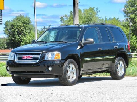 2008 GMC Envoy for sale at Tonys Pre Owned Auto Sales in Kokomo IN