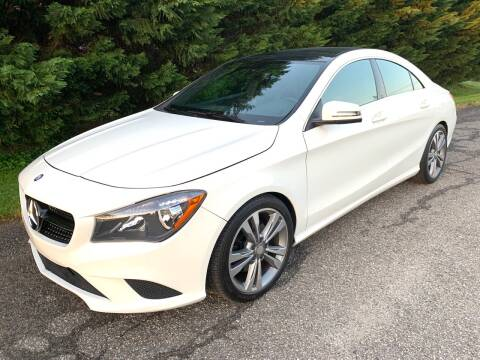 2016 Mercedes-Benz CLA for sale at 268 Auto Sales in Dobson NC