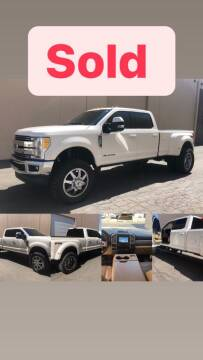 2017 Ford F-350 Super Duty for sale at EXPRESS AUTO GROUP in Phoenix AZ