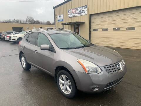 2009 Nissan Rogue for sale at EMH Imports LLC in Monroe NC