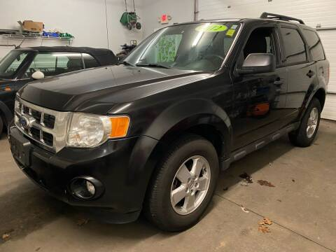 2011 Ford Escape for sale at Capital Auto Sales in Providence RI