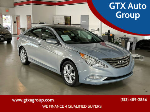 2011 Hyundai Sonata for sale at UNCARRO in West Chester OH