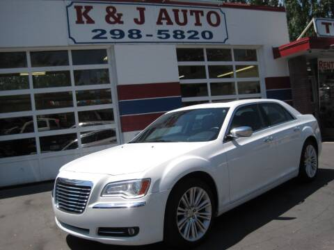 2011 Chrysler 300 for sale at K & J Auto Rent 2 Own in Bountiful UT