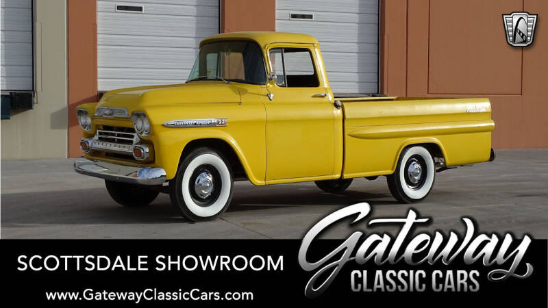 1959 Chevrolet Apache for sale in Deer Valley, AZ