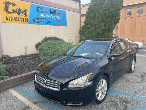 2014 Nissan Maxima for sale at Car Mart Auto Center II, LLC in Allentown PA
