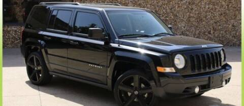 2011 Jeep Patriot for sale at Right Place Auto Sales in Indianapolis IN