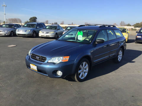 2007 Subaru Outback for sale at My Three Sons Auto Sales in Sacramento CA