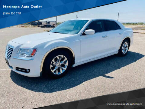2014 Chrysler 300 for sale at Maricopa Auto Outlet in Maricopa AZ