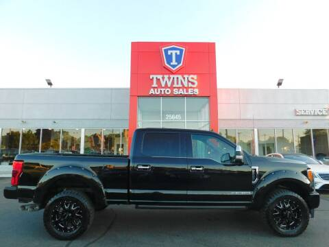 2019 Ford F-250 Super Duty for sale at Twins Auto Sales Inc Redford 1 in Redford MI