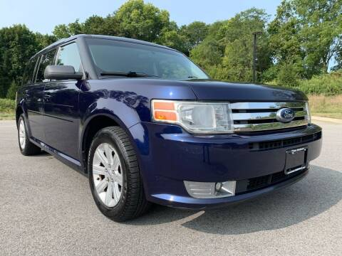 2011 Ford Flex for sale at Auto Warehouse in Poughkeepsie NY