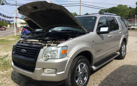 2007 Ford Explorer for sale at Antique Motors in Plymouth IN