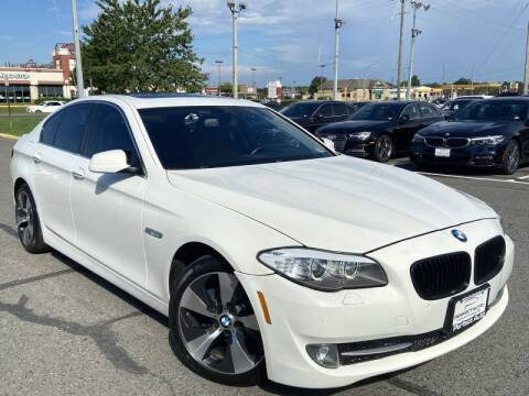 2013 BMW 5 Series for sale at Perfect Auto in Manassas VA