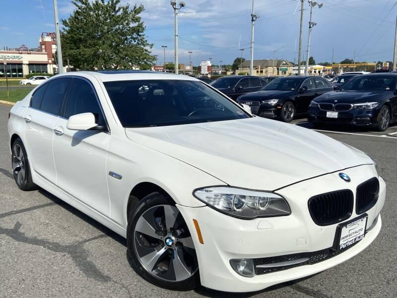 2013 BMW 5 Series for sale at Perfect Auto in Manassas VA