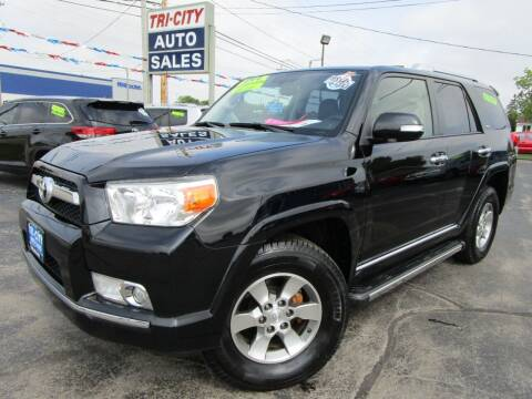 2012 Toyota 4Runner for sale at TRI CITY AUTO SALES LLC in Menasha WI