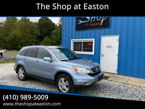 2010 Honda CR-V for sale at The Shop at Easton in Easton MD